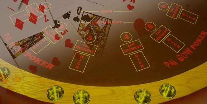 Pai Gow Poker สำหรับผู้เริ่มต้น